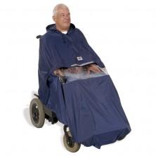 Chubasquero para silla eléctrica